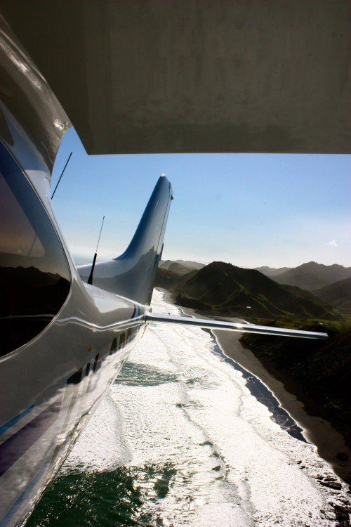 7 Things Everyone Should Consider When Flying Cross-Country | Spidertracks
