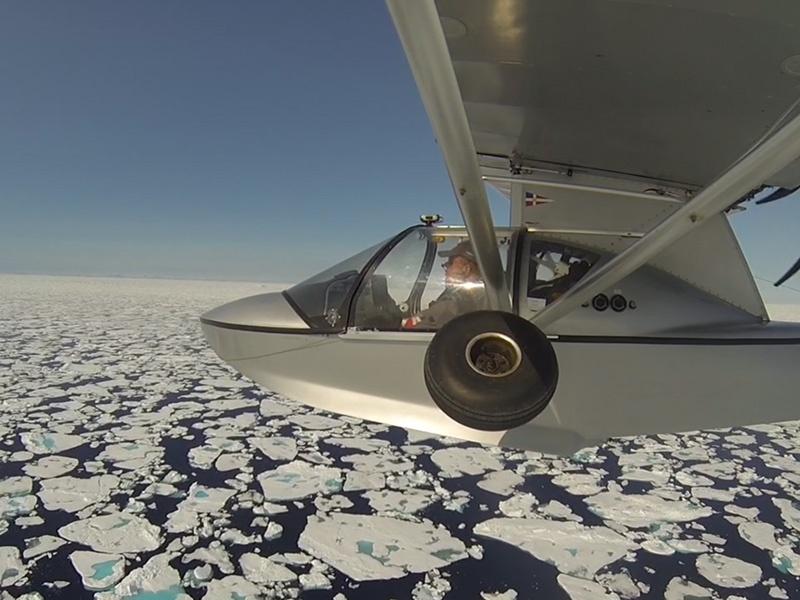 Michal flying over ice.jpg