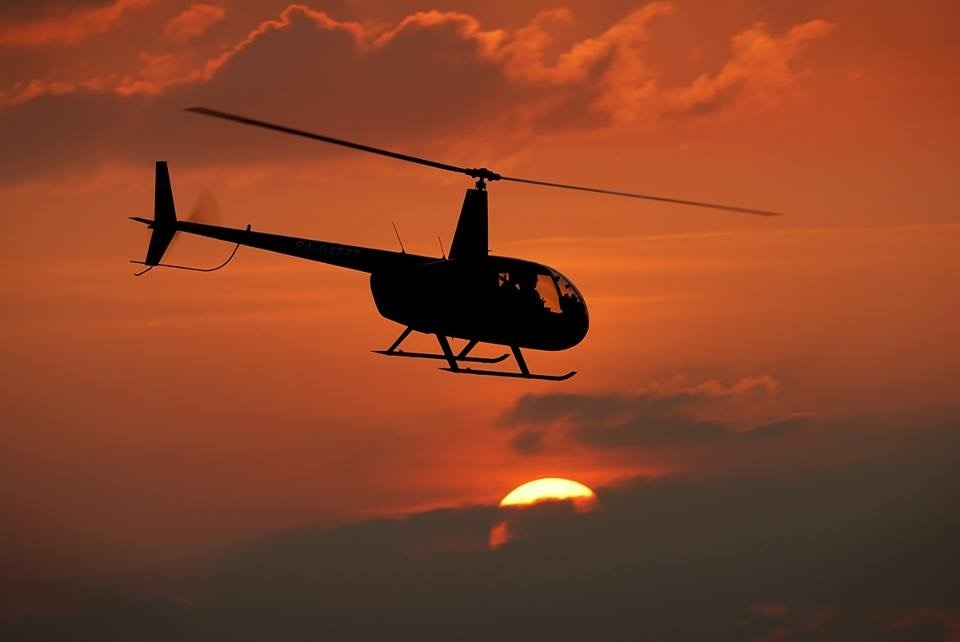 Synergy Aviation Helicopter