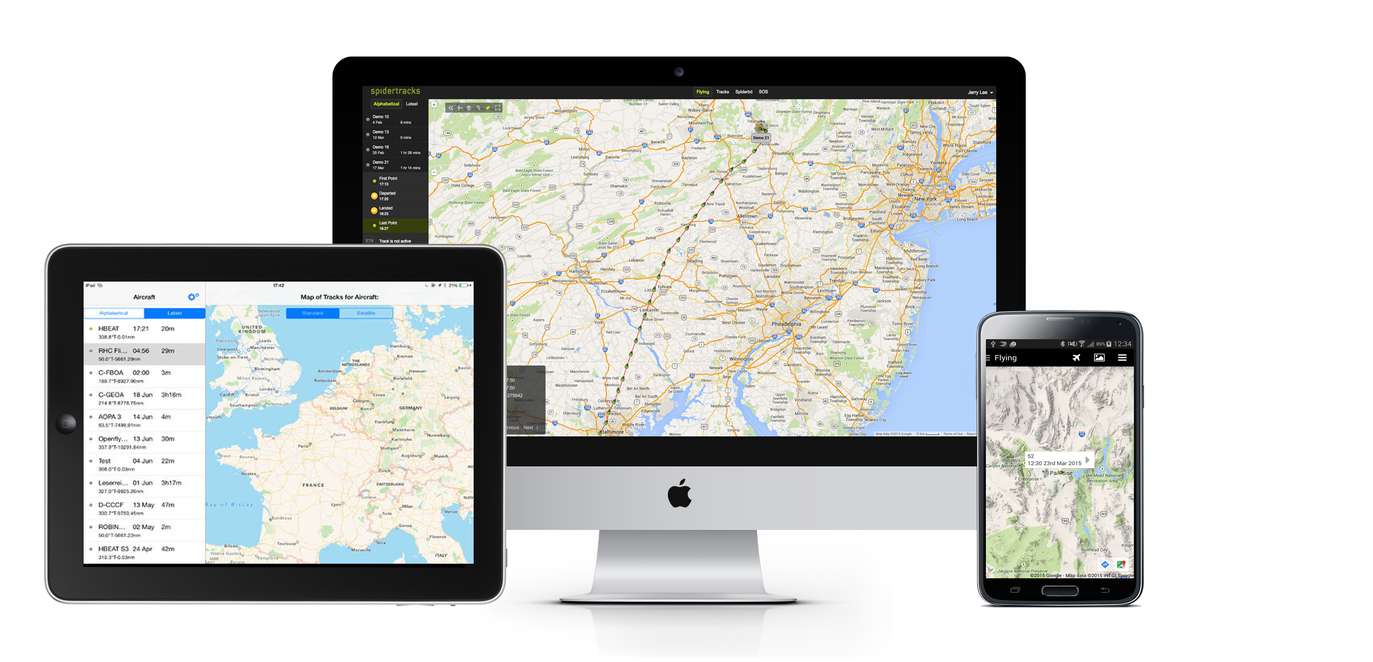Introduction to Flight Tracking