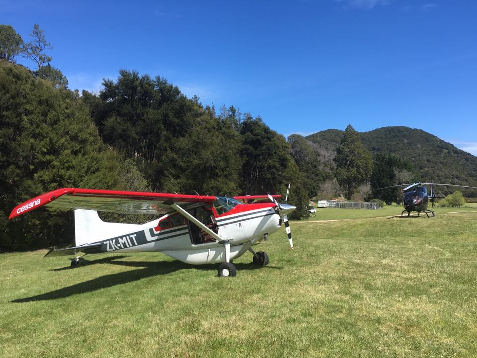 Adventure Flights to The Rescue in Kaikoura