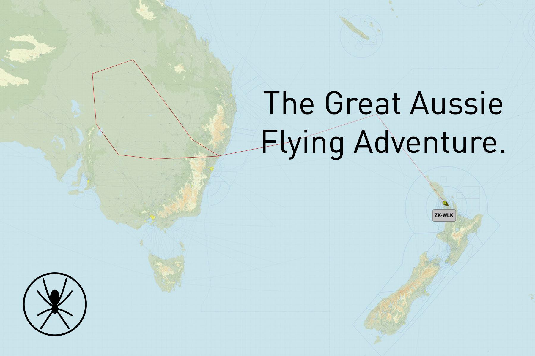 Kiwi Pilots Tackle Their Toughest Flight Yet