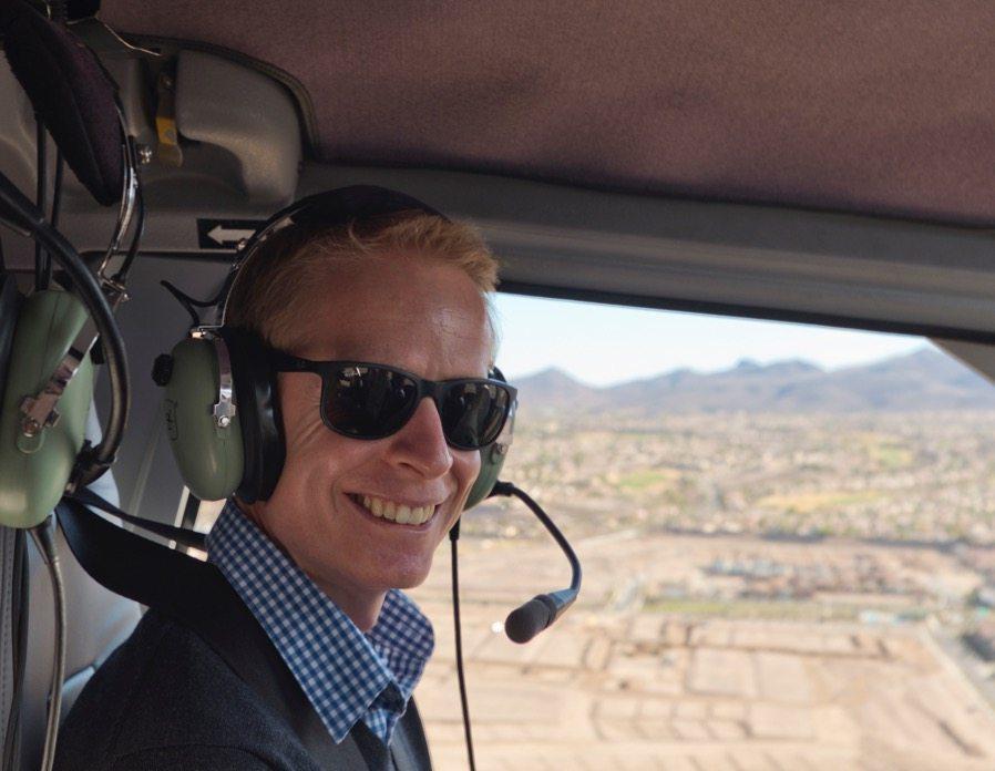 Meet Spidertracks Product Manager, Luke McCarthy