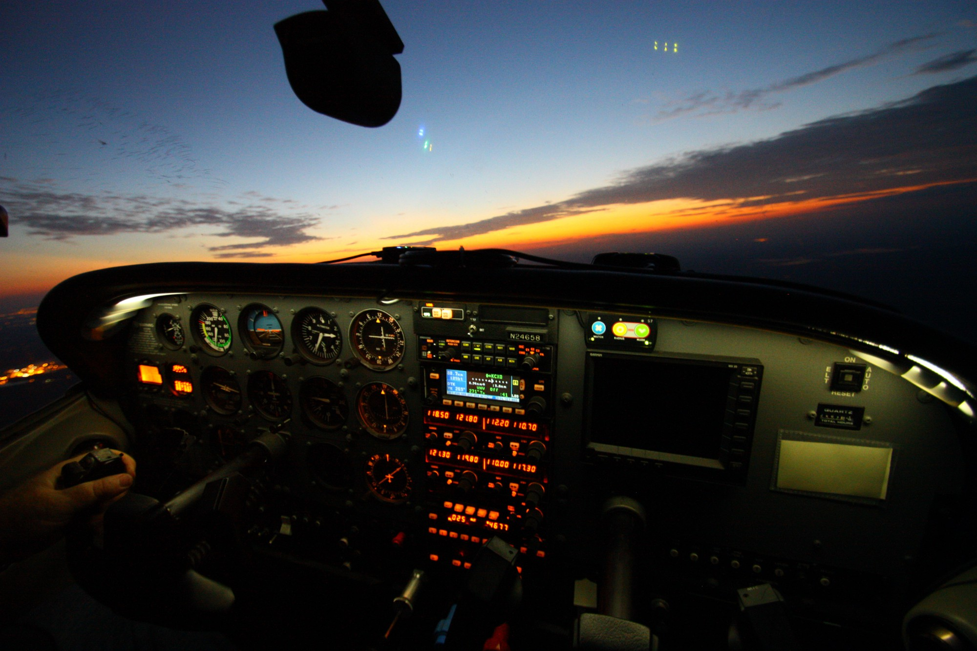 7 Things Every Pilot Should Consider When Flying Cross-Country