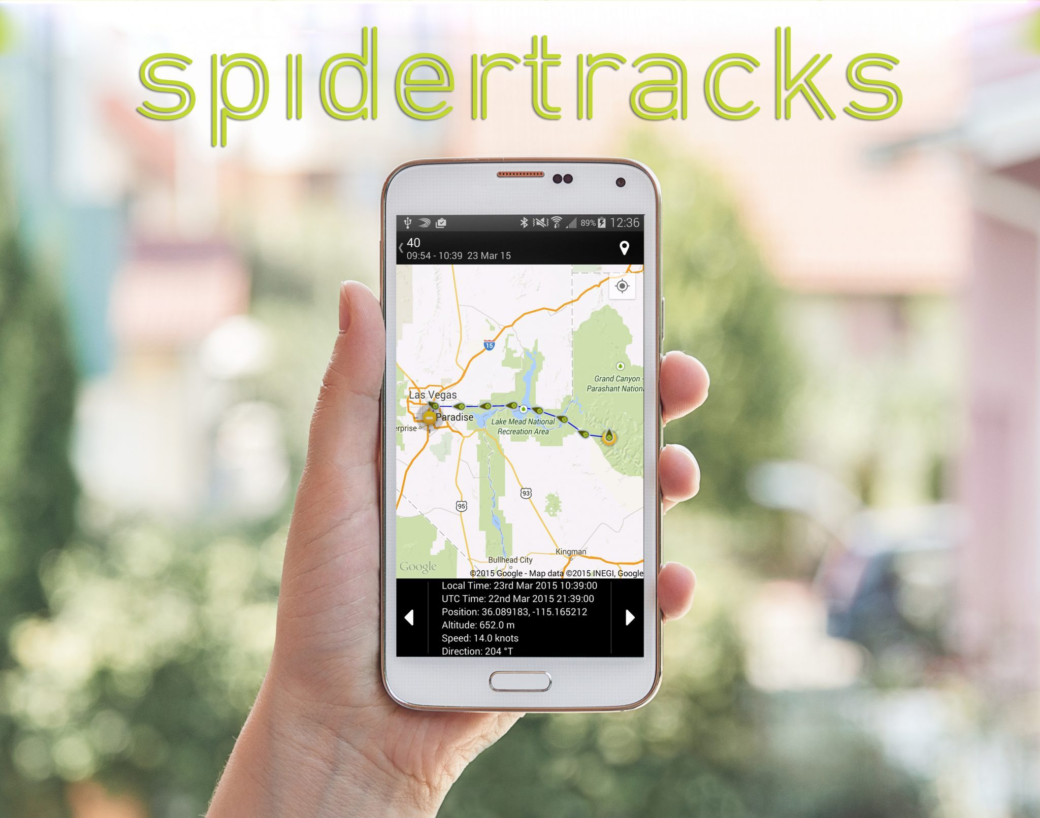 Spidertracks Releases App for Android Devices