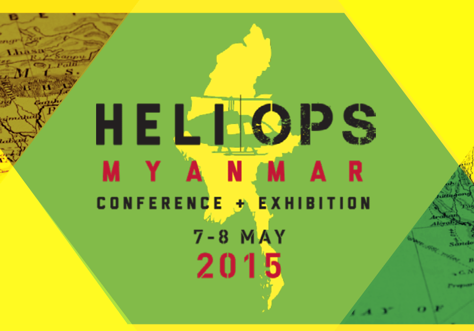 "Spidertracks Presents A ""New Tracking Solution"" At HeliOps Myanmar"