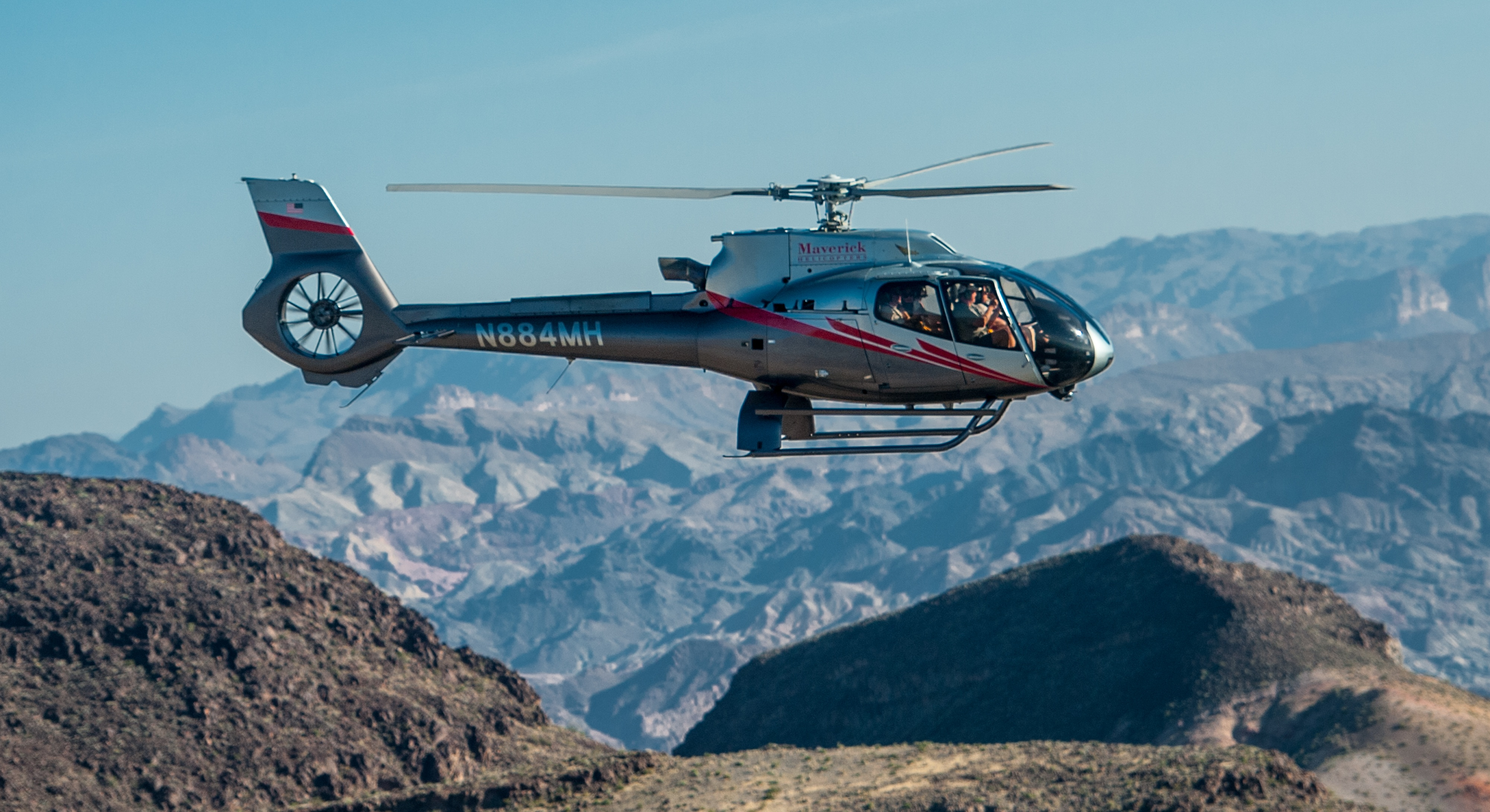 Maverick Helicopters Selects Spidertracks Safety Management System