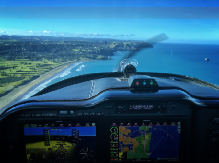 Flying from North Shore to Wanaka: Making a Long-Range VFR Cross-Country Trip