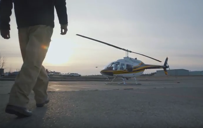 Yellowhead Helicopters improve fleet visibility with Spidertracks